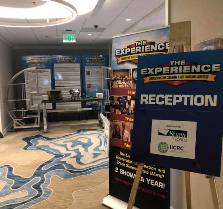 THE EXPERIENCE Conference & Exhibition 2019
