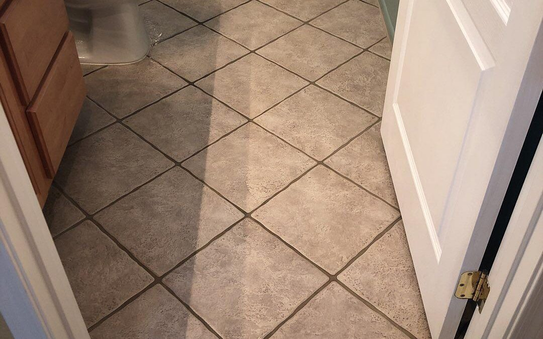 Surprise Az Tile Amp Grout Cleaning Before After Phoenix