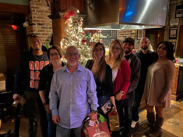 Phoenix Carpet Repair & Cleaning's Annual Christmas Party!