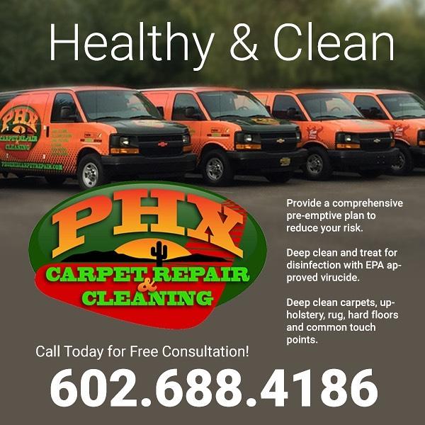 Recent Jobs   Phoenix Carpet Repair