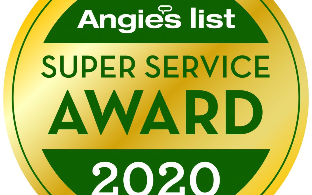 Phoenix Carpet Repair & Cleaning Has Won the 2020 Super Service Award!